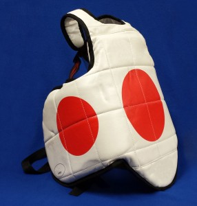 The World Kuo Shu Federation Sparring Chest Protector